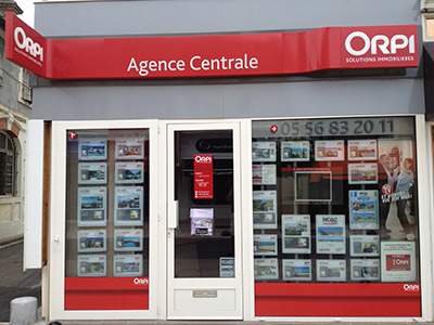Nos agences agence centrale arcachon for Agence location vente